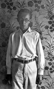 Józef Obrębski, ca. 1930.