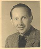 Józef Obrębski, ca. 1946.