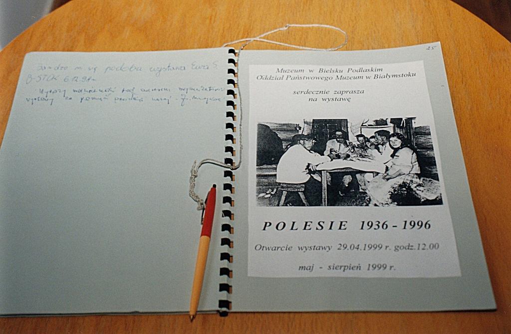 Polesie 1936–1996.