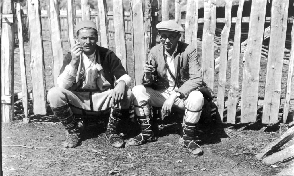 Poreche, 1932–1933.